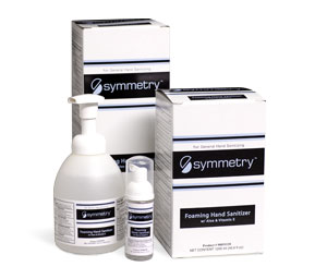 Symmetry Foaming Hand Sanitiser