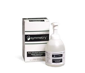 Symmetry Non-Alcohol Foaming Hand Sanitizer