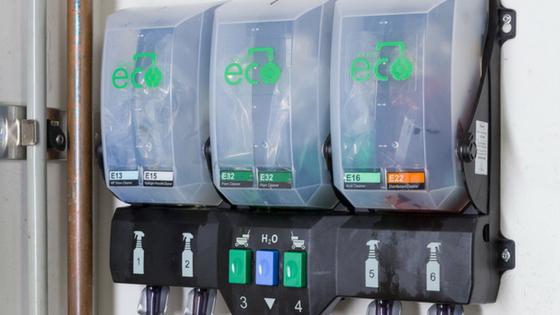 Buckeye Eco Proportioning System Benefits